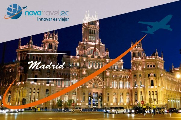 VUELO A MADRID